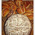 Les ptits pains de titoune et le pain complet de titounette