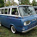 Mercury econoline station bus-1961