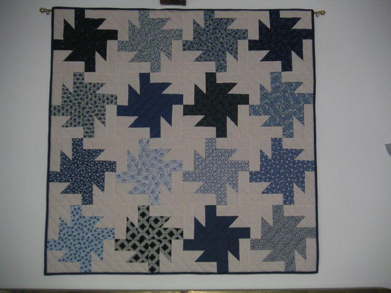 Variation de bleus
