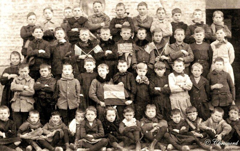 ECOLE D'OHAIN 1918 - Copie (2)