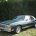 CHEVROLET Caprice Classic 4door Sedan 1977 Créhange (1)