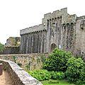 Château médiéval de clisson.