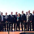 Vendredi 5 octobre 2018: sommet general de la grande normandie (des îles au continent)