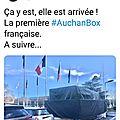 Olivier dauvers : la nouvelle box est arrivée !!!!