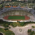 Stade olympique de munich (photos 1985)
