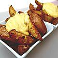 La recette des potatoes et de la mayonnaise
