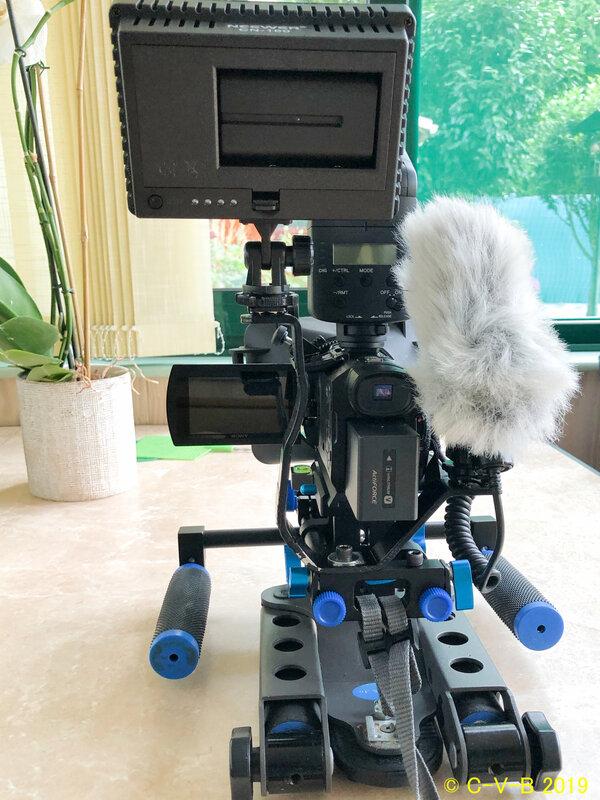 nouveau support caméscope (3 sur 4)