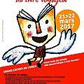 Journées internationales du livre voyageur - cinquième edition