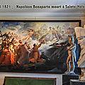 5 mai 1821 ; napoléon bonaparte meurt à sainte-hélène