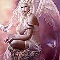 Contacter son ange gardien pour prospérer.