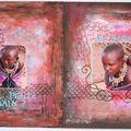 double page masai