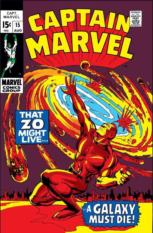 captain marvel 1968 15