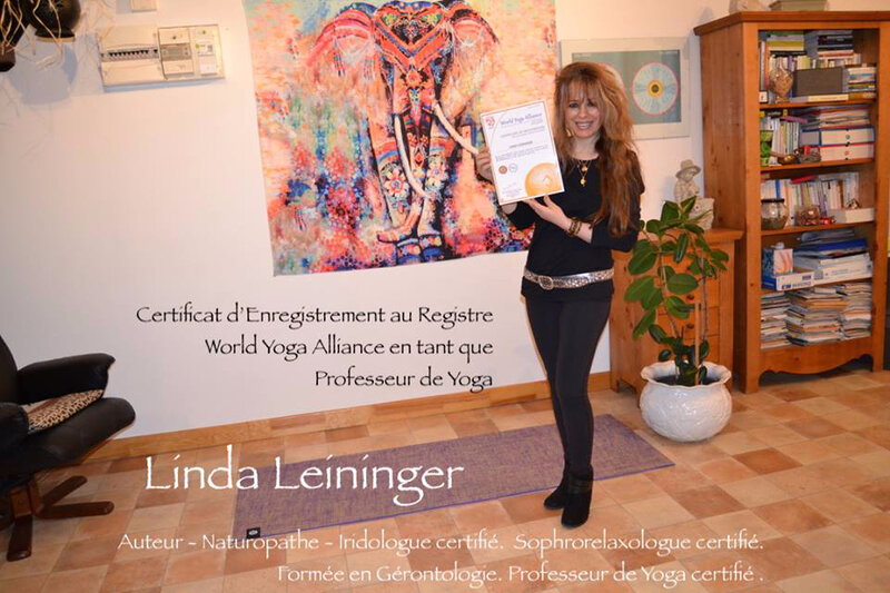 Linda Leininger naturopathe - Linda Leininger Professeur de Yoga WYA