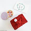 Jour 15 : papiers cadeaux recyclables