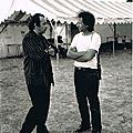 Jean-Luc Brosse et Benoit Blue Boy