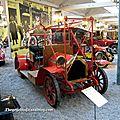 Lorraine Dietrich camion pompier de 1910 (Cité de l'Automobile Collection Schlumpf à Mulhouse) 01