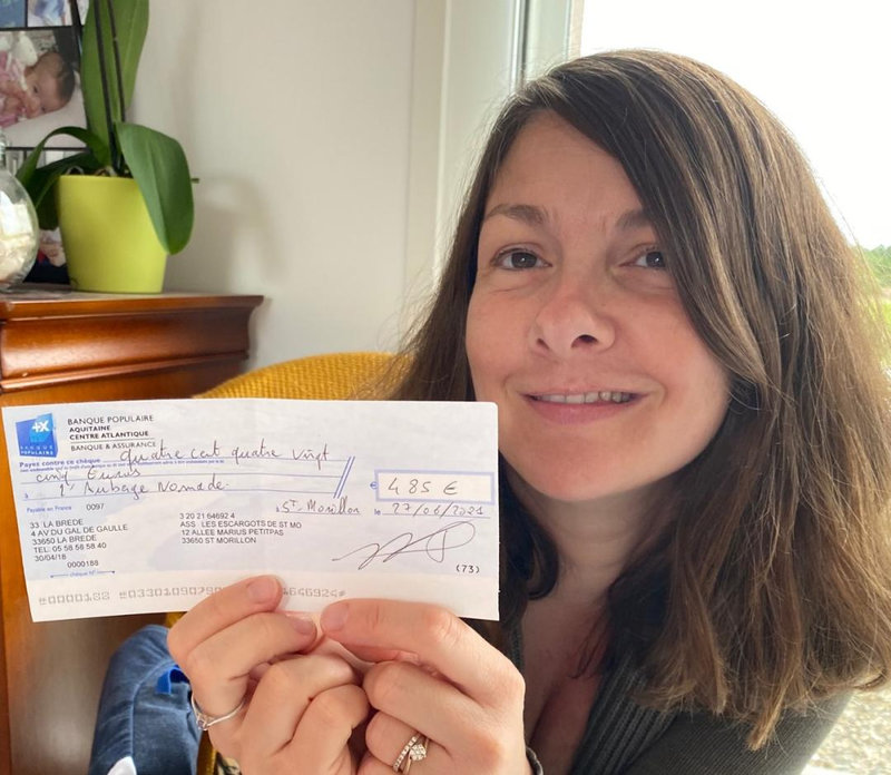 isa cheque
