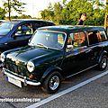 Austin mini clubman estate (rencard burger king juin 2013)