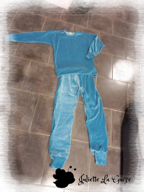 chaudoux ikatee bleu