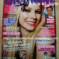 Girlfriend Magazine-juin 2007