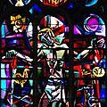 Baie 100 La crucifixion Jean Barillet - 1960
