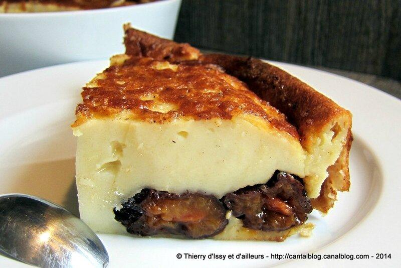 Le far Breton, recette traditionnelle.