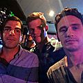 james franco - zachary quinto et charlie carver dans I am-michael