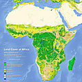 Land Cover of Africa