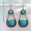 boucles_d_oreilles_style_tibetain_kali_perle_et_strass_turquoise