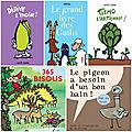 Nos lectures du mois #6 (à 3 ans)