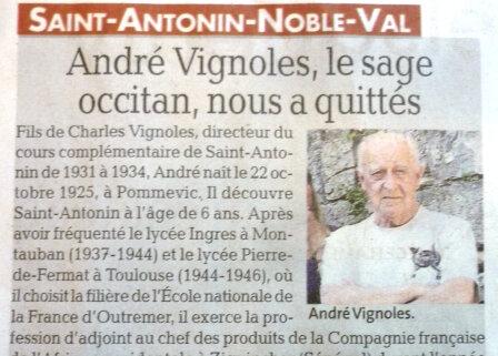 Vignoles