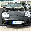Porsche 911-996 carrera 4 cabriolet (1998-2004)