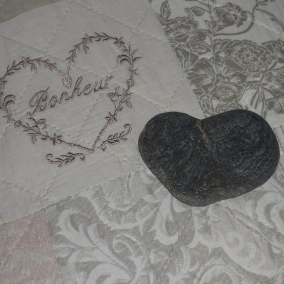 Galet Coeur de la Cèze (Romain)