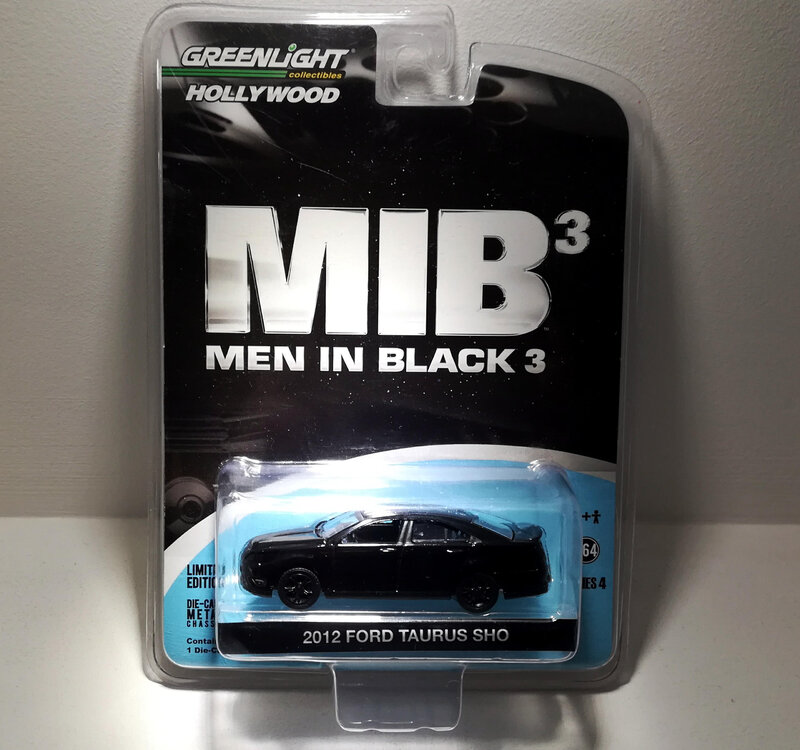 Ford Taurus SHO de 2012 (Men In Black 3) Greenlight