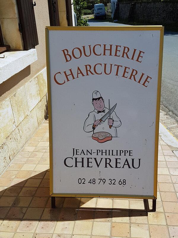 Chevreau-