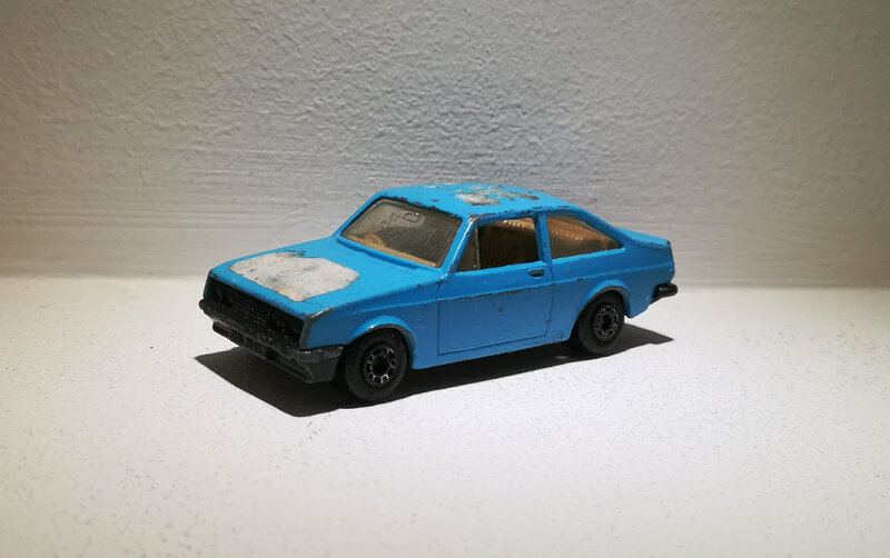 Ford Escort RS2000 (Matchbox)