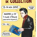 Salon de la bande dessinée de collection - mairie du 13e arrdt - 13 et 14 novembre 2010