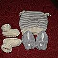 Tricots pour bébé