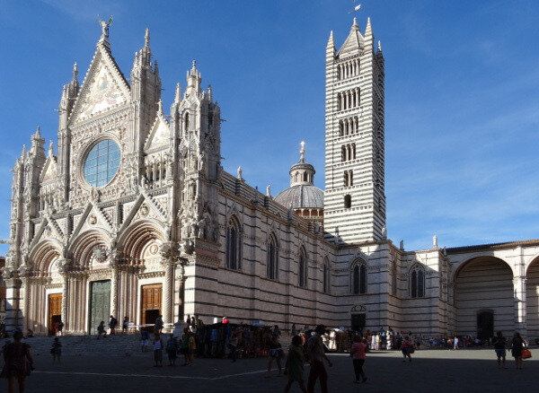 Cathédrale Sienne