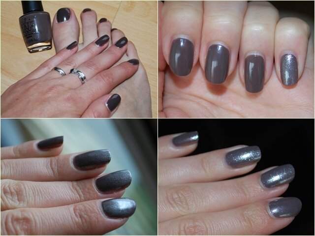 OPI you don't know jack + URBAN DECAY love light