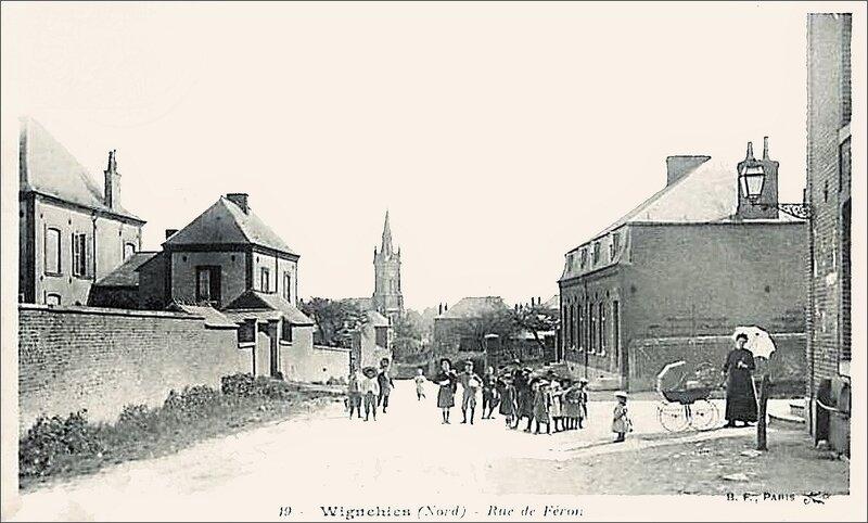 WIGNEHIES-Rue de Féron