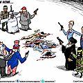 Horreur islameuse en syrie