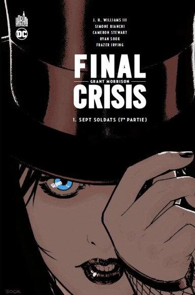 DC classique final crisis 01 sept soldats