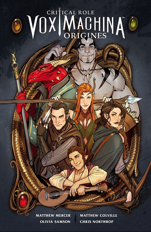 akileos critical role vox machina 01 origines