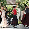 Fête Communale 2013 - Danses Sévillanes