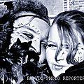 9981 le carnaval a tétéghem en noir et blanc