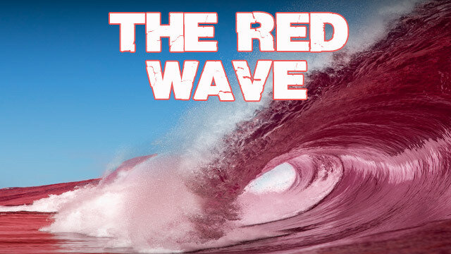 midterms 2018 red wave