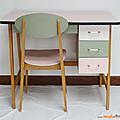 Petit mobilier ... bureau et chaise * margaux