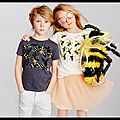 Save the bees - tee shirt enfants - j.crew