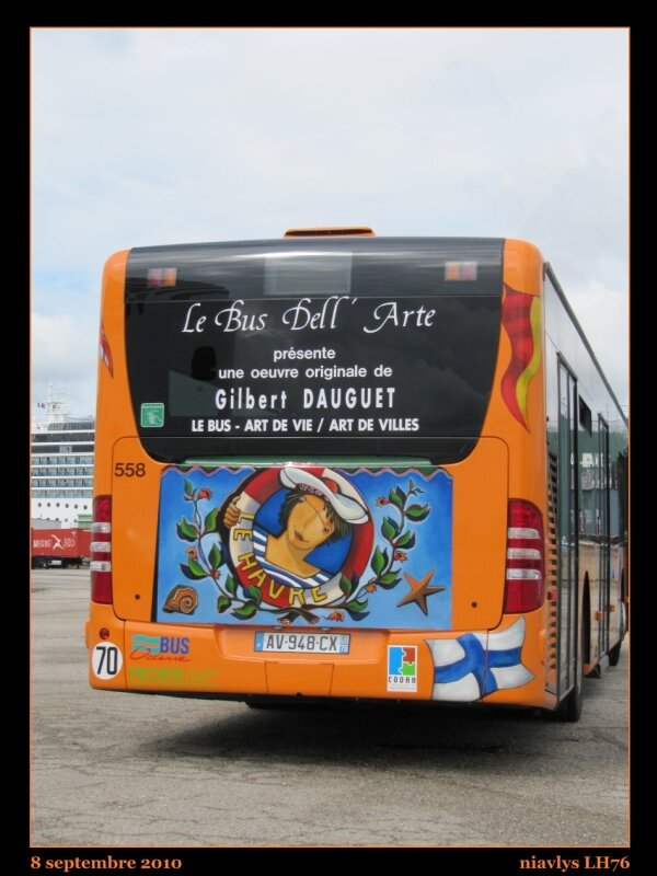 Bus Dell Arte Gilbert Dauguet 2